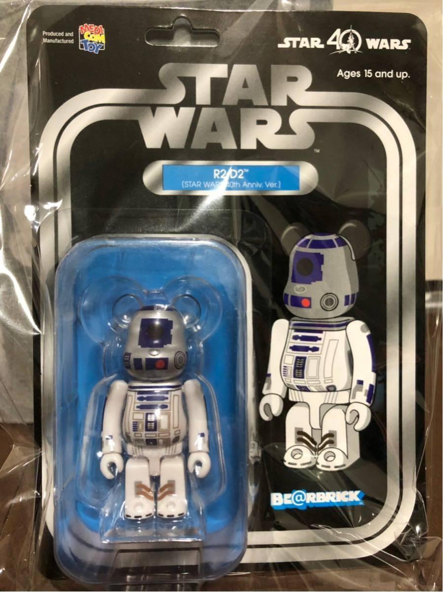 メディコムトイ MEDICOMTOY BE@RBRICK ベアブリック R2-D2(TM) 400% & 100%_画像4