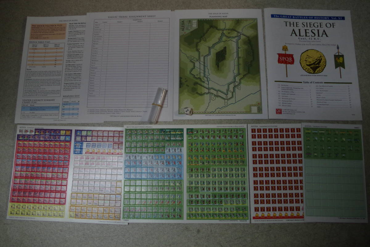 gmt the seige of alesia ヤフオク