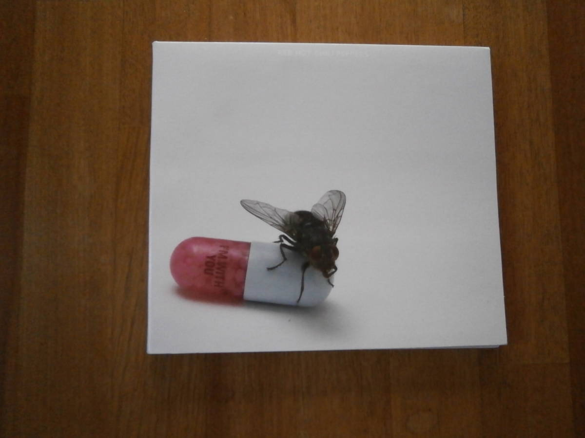 Red Hot Chili Peppers レッド・ホット・チリ・ペッパーズ I'M WITH YOU CD _画像1