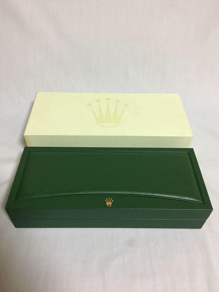 FH088 ROLEX ロレックス 保存箱 箱 空箱 冊子