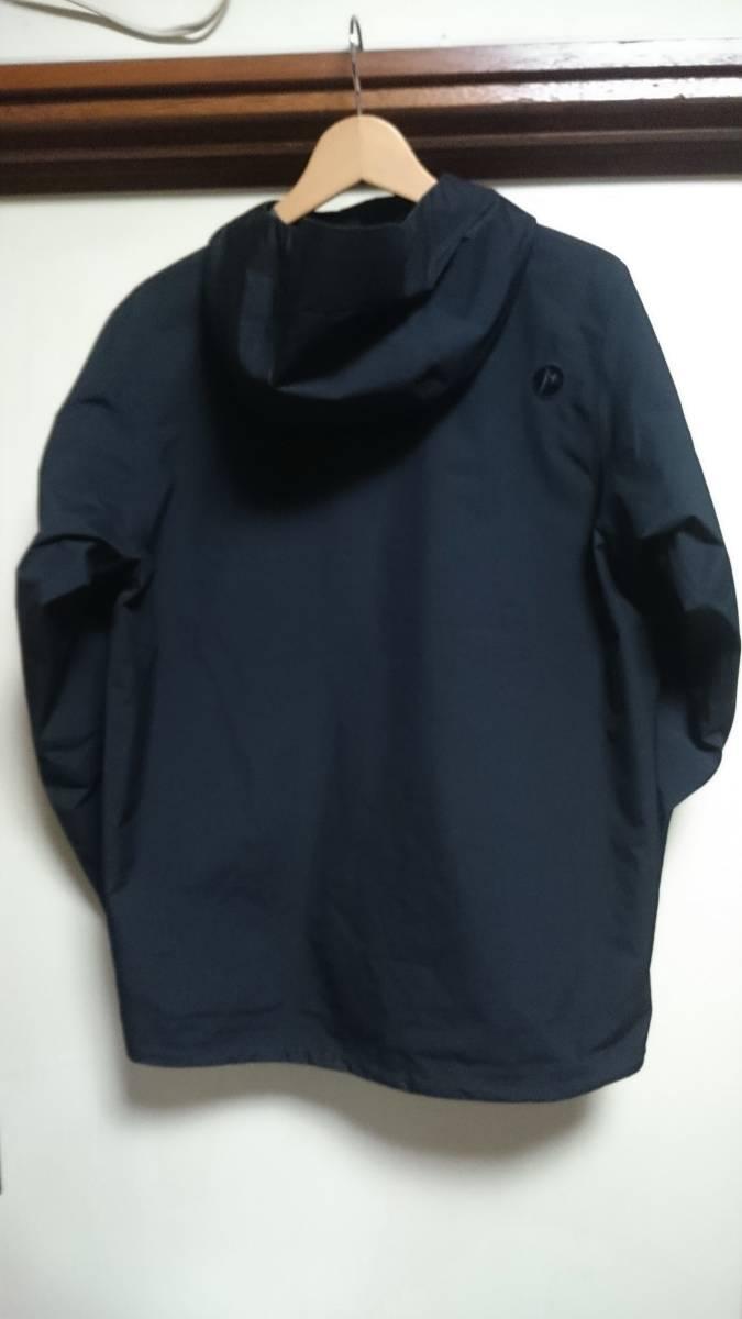 新品 国内正規品 Marmot マーモット Zp Comodo Jacket コモドジャケット 黒 GORE-TEX ゴアテクス L ナイロンジャケット マウンテンパーカー_画像2