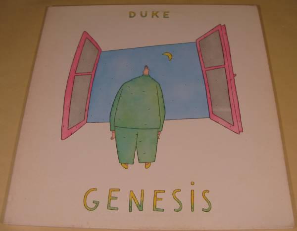 LP(米盤)●ジェネシス GENESIS / DUKE●_画像1