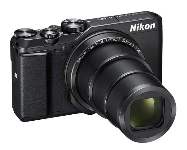 Nikon COOLPIX A900 BK/ブラック/2029万画素/光学35倍ズーム/チルト式液晶モニター/展示品