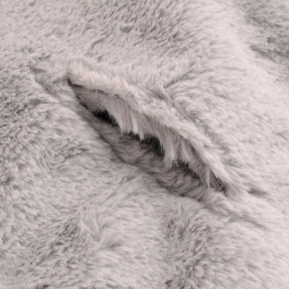 マフラー レディース 首元あったか ふわふわ可愛い 防寒 クロスフェイクファーティペットマフラー ピンク