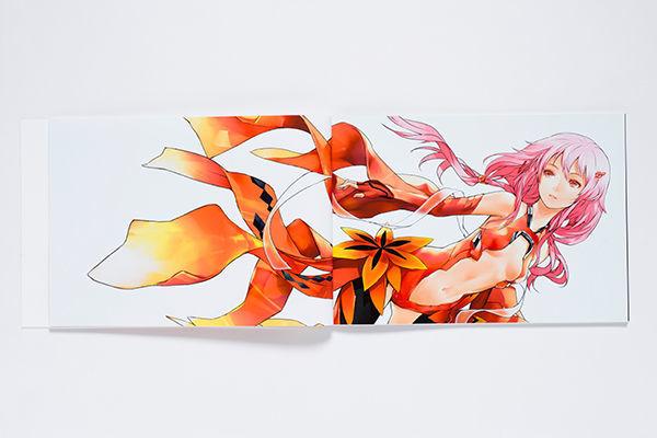 【新品未開封】楪いのり画集「INORI」 初回予約版 + おまけ_画像4