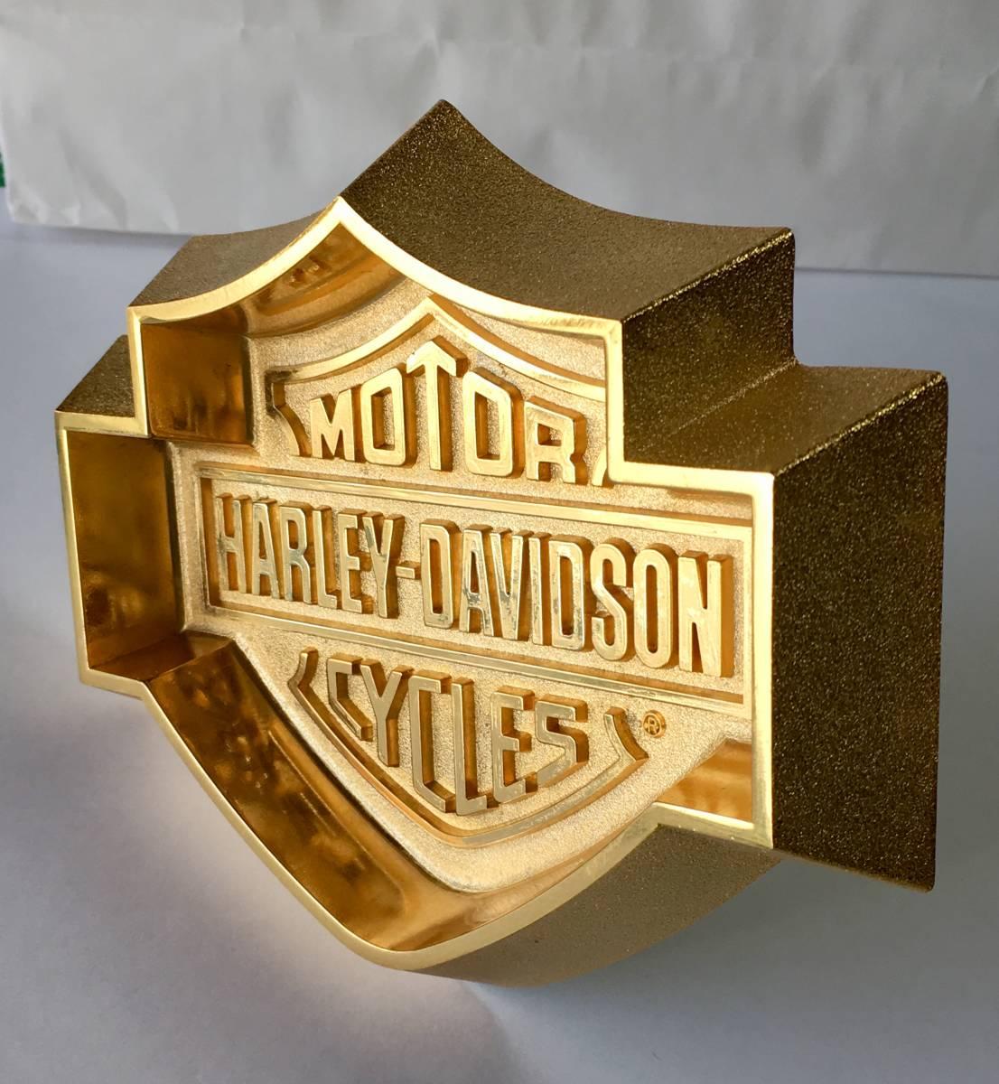 Beautiful Goods * Ornament { HARLEY DAVIDSON } Wall Decoration / Key  Inserting / Change Purse