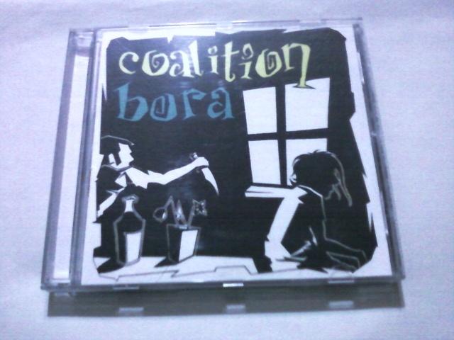 Coalition / Bora - SPLIT☆-Daymares Desperate Times Born Anew