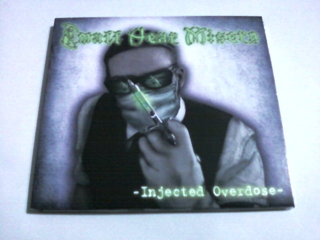 Small Heap Misery - Injected Overdose☆Thrash Metal