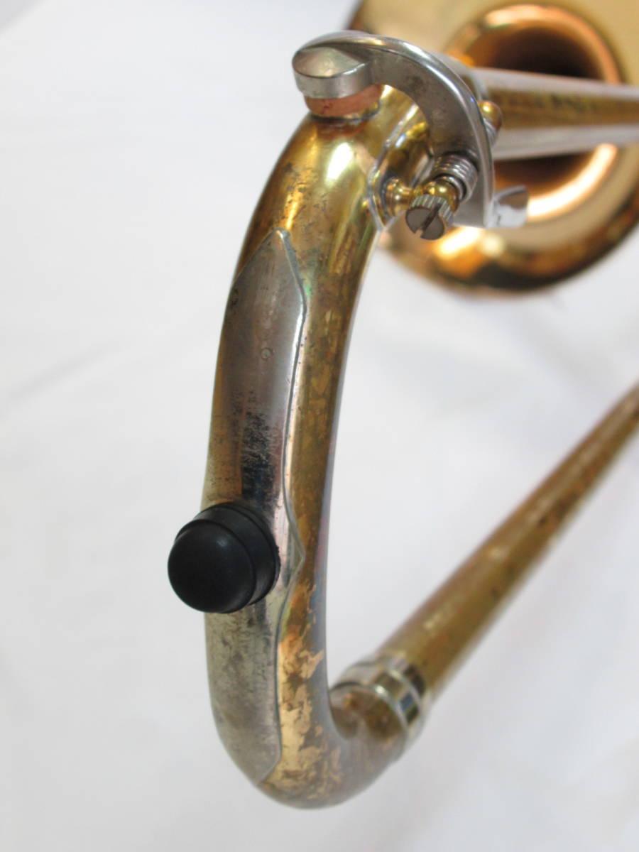 ヤマハ yamaha トロンボーン テナーバス YSL-8425G シモクラオリジナル 中古管楽器_画像6