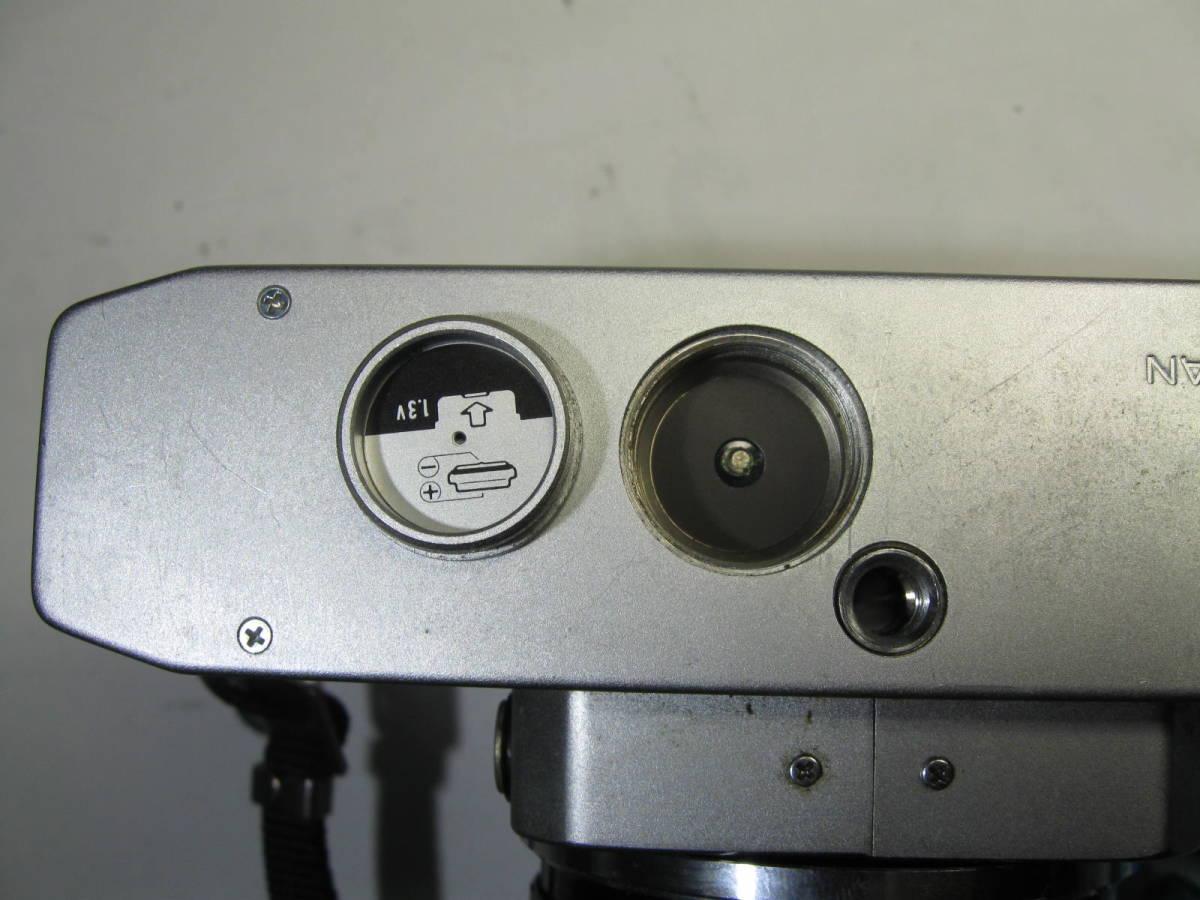 Canon EX AUTO 50mm F1.8 現状渡し ジャンク扱い_画像6