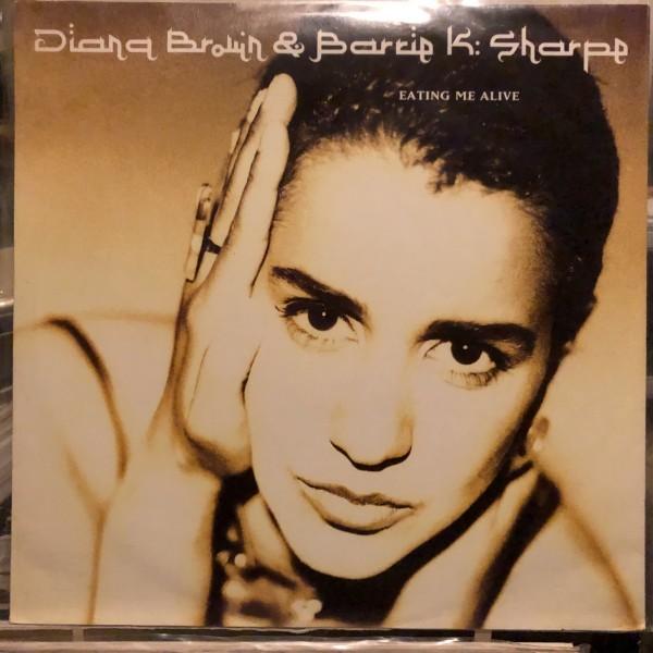 Diana Brown & Barrie K Sharpe / Eating Me Alive_画像1