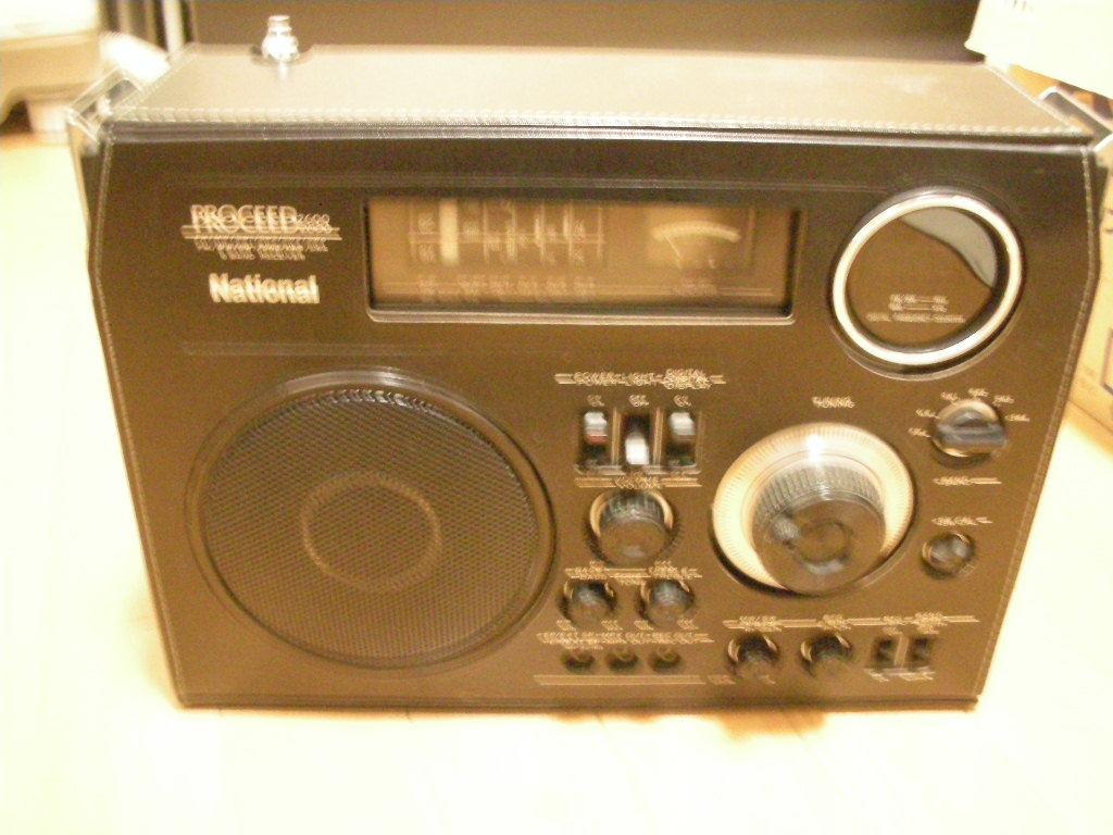 ナショナル PROCEED2600 RF-2600 ラジオ
