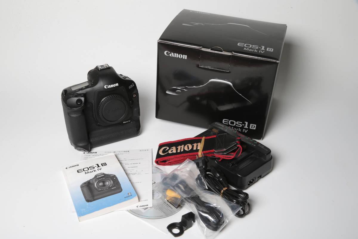 ★ Canon キャノン EOS-1D MarkⅣ ★
