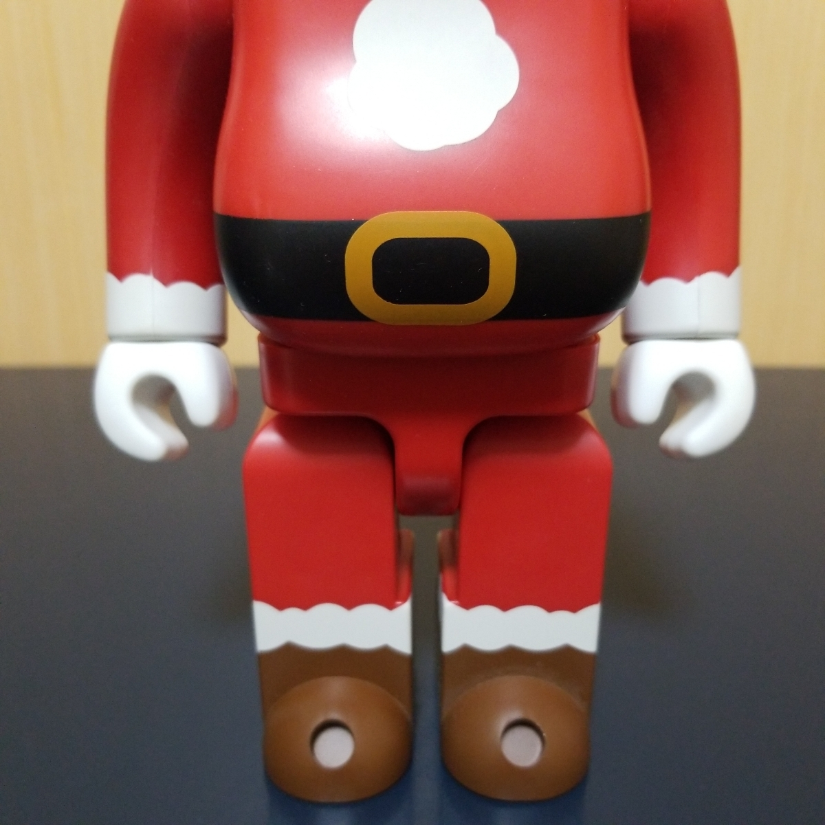 MEDICOM TOY メディコムトイ BE@RBRICK ベアブリック ミッキーマウス サンタver 特賞 400% サンタクロース_画像3