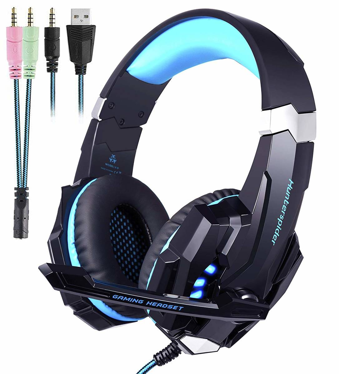 new goods *Hunterspider PS4 headset height sound quality