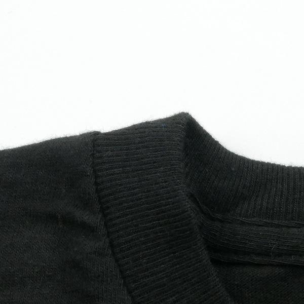 A BATHING APE ア ベイシング エイプ ×STUSSY 30周年記念ストックカモTシャツ 黒青 Size【XL】 【新古品・未使用品】_画像8
