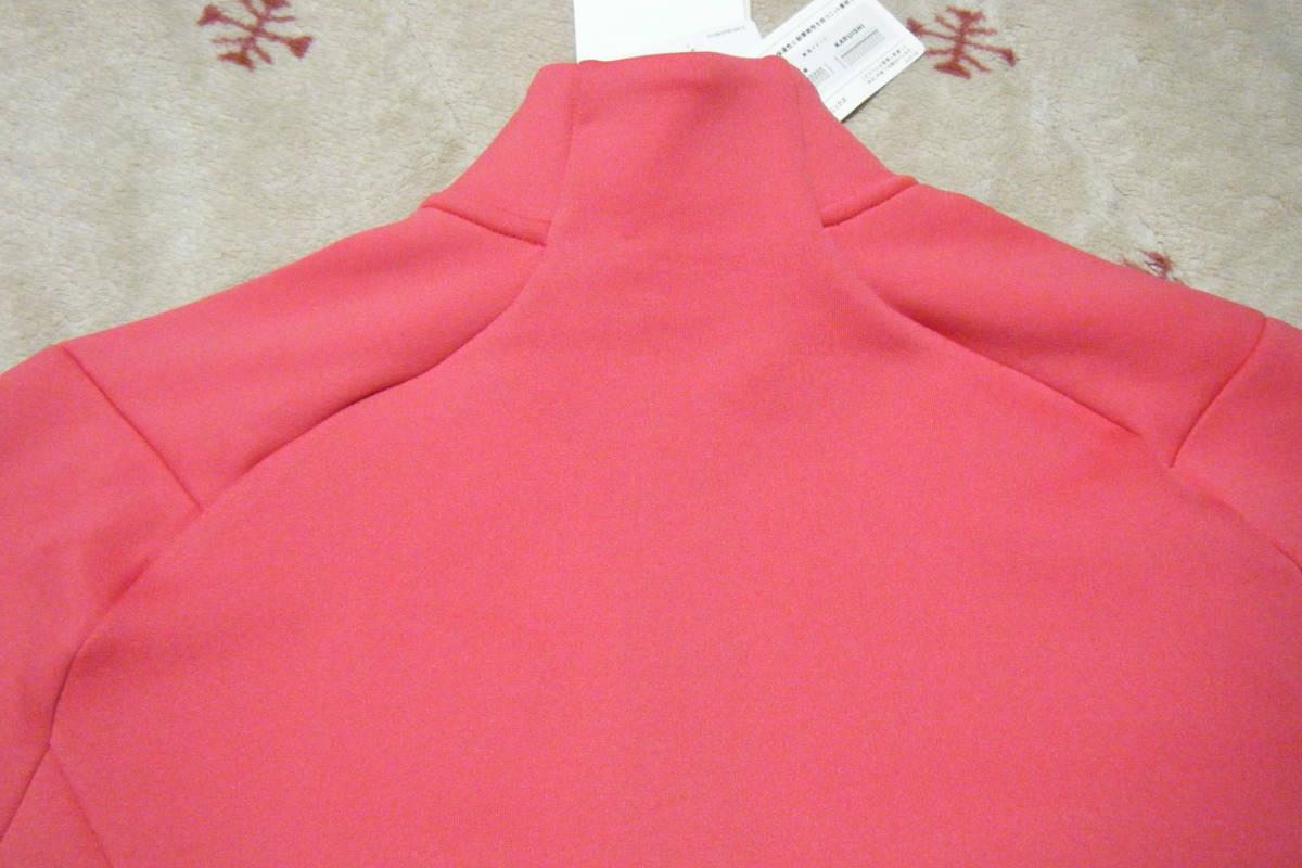 フェニックス phenix Air Light Women's Fleece 高機能フリースジャケット・ミドラー サイズ L スポンサーワッペン付 定価 23,760円_画像5