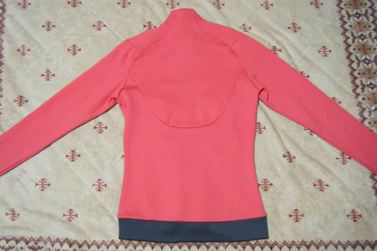 フェニックス phenix Air Light Women's Fleece 高機能フリースジャケット・ミドラー サイズ L スポンサーワッペン付 定価 23,760円_画像4