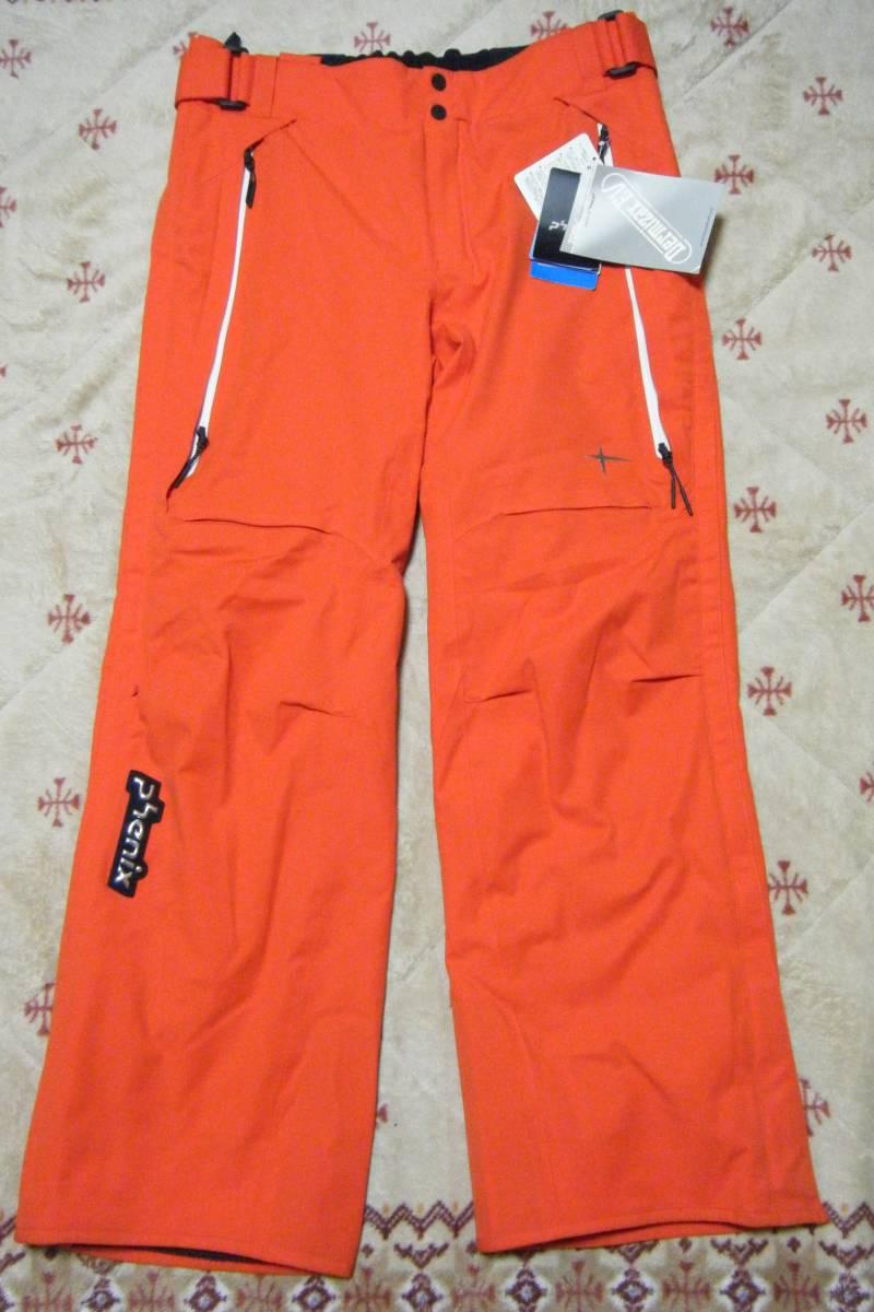 フェニックス phenix Norway Team Full Zipped スキー用高機能高性能パンツ 赤色 サイズ L レース仕様 保温、防水ストレッチ機能