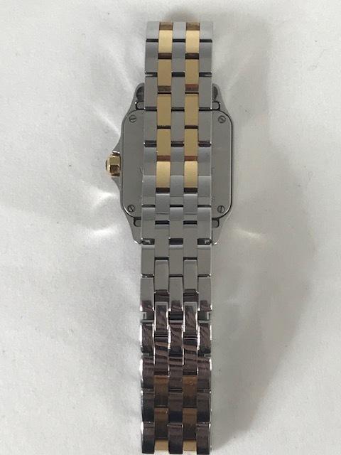 ★Cartier★カルティエ サントス ドゥ モワゼル 腕時計 レディース SM W25066Z6_画像3