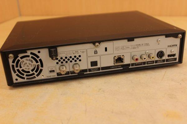 maxell iVDRレコーダー VDR-R2000.G50 2012年製 マクセル HDD無し ジャンク_画像3