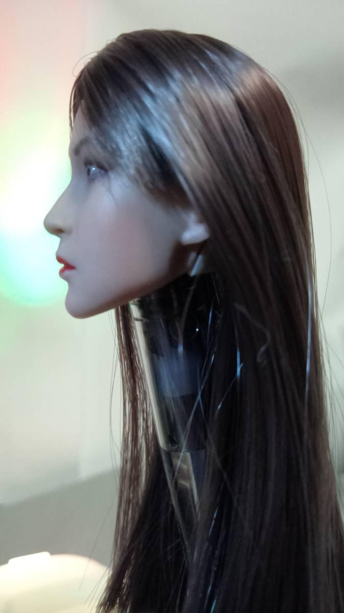 1/6サイズ 女性フィギュア頭部のみ 美品_画像4