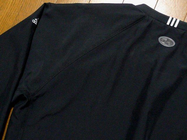 SALE S(US)S位 アディダス USA限定 防風 撥水 除湿 ゴルフ 日本未発売 adidas ウインドブレーカー_画像8