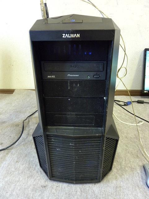 ◆自作PC/Core i5-3470 8GB SSD120GB HDD 2TB BDドライブ GTX960◆