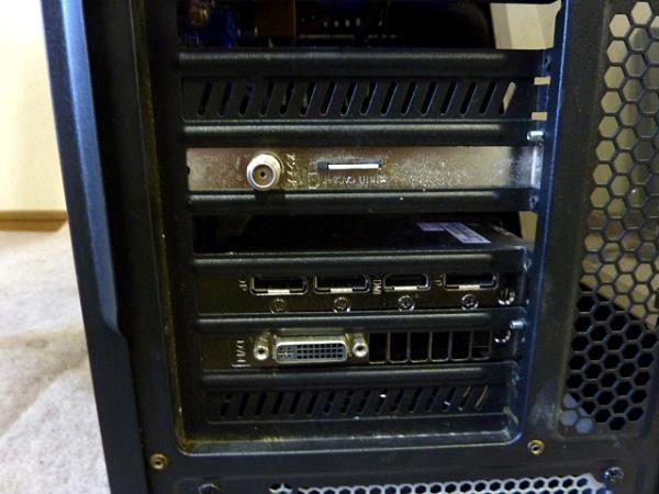 ◆自作PC/Core i5-3470 8GB SSD120GB HDD 2TB BDドライブ GTX960◆_画像4