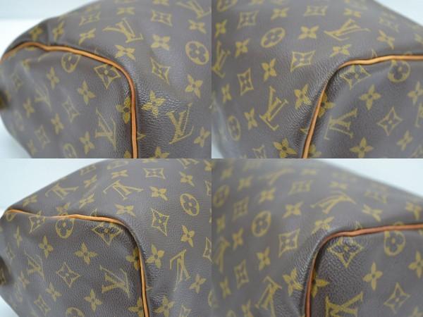 ルイヴィトン LOUIS VUITTON モノグラム ハンドバッグ スピーディー30 M41526_画像9