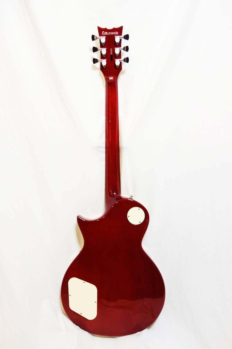 ★Edwards E-RODEO DECADE (Cherry Sunburst) GRANRODEO e-ZUKA Model 美品 L-1806_画像5