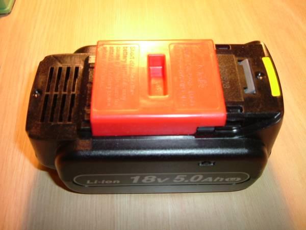 ●即決●複数出品中● パナソニック リチウムイオン バッテリー EZ9L54 18V5.0Ah●_画像2