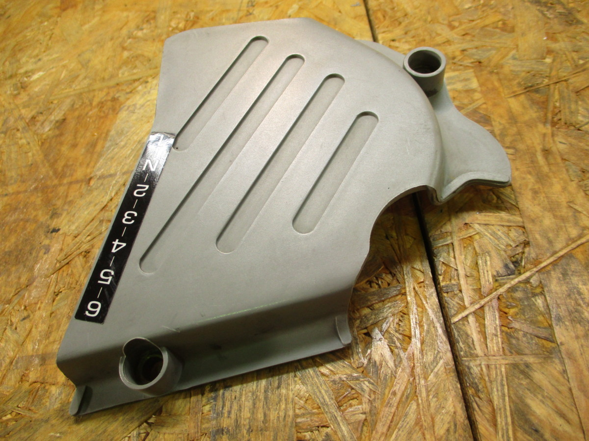 ドゥカティ M1000Sie 純正 スプロケットカバー モンスター 検 SS900 SS1000DS M900 ST2 ST3 ST4♪_画像2