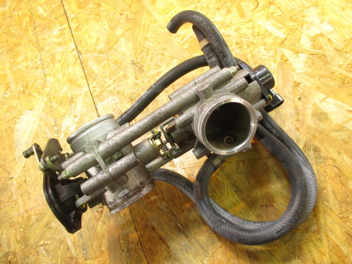 ドゥカティ M1000Sie 純正 スロットルボディ モンスター 検 SS900 SS1000DS M900 ST2 ST3 ST4♪_画像1