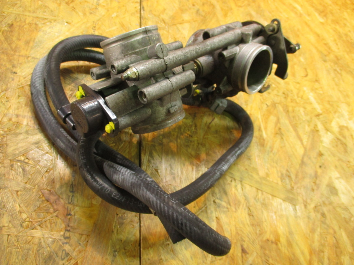 ドゥカティ M1000Sie 純正 スロットルボディ モンスター 検 SS900 SS1000DS M900 ST2 ST3 ST4♪_画像2