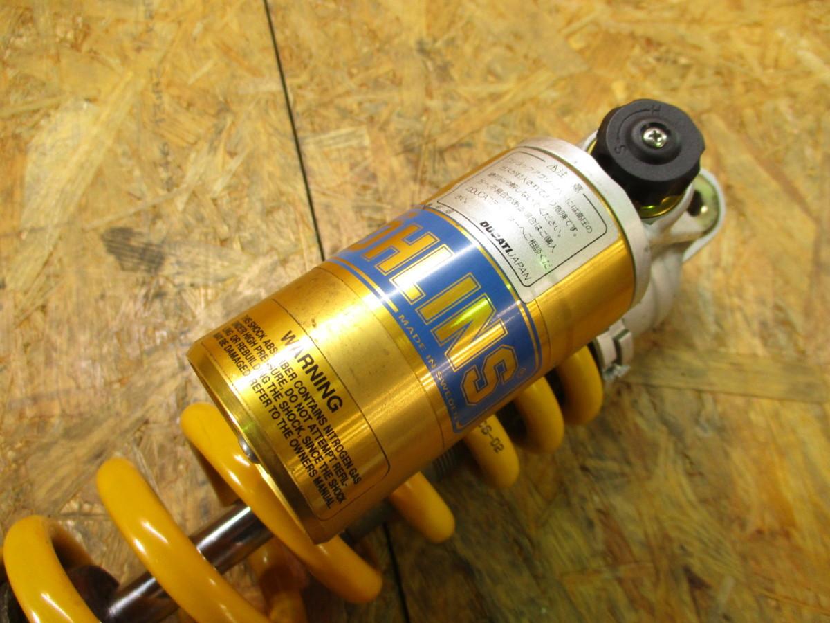 ドゥカティ SS1000DS リアサスペンション オーリンズ 検 SS900 M1000Sie M900♪_画像3