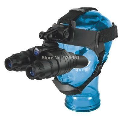 パルサー 75095 NV ゴーグルエッジGS 1X20 ナイトビジョン 双眼鏡 狩猟 のための オリジナル 赤外線ナイトビジョン 狩猟