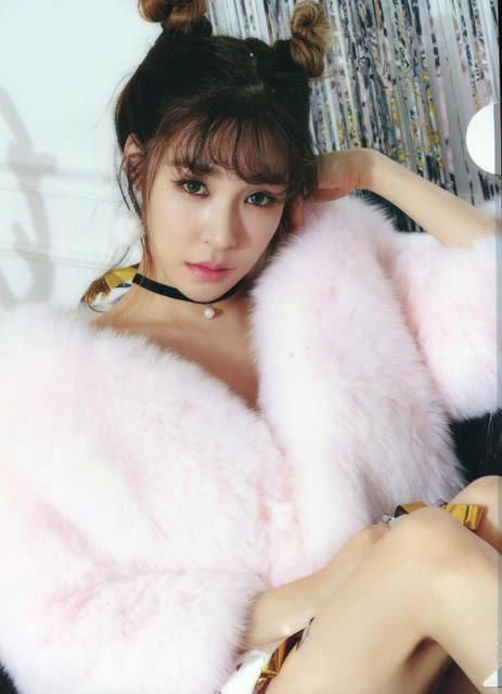 少女時代 ティファニー テティソ クリアファイル SM 公式_画像2
