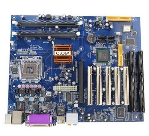 【送料無料・正規品】マザーボード インテル AIMB-769を交換 945 945GV lga775 スロットメインボード【領収書発行可】_画像1