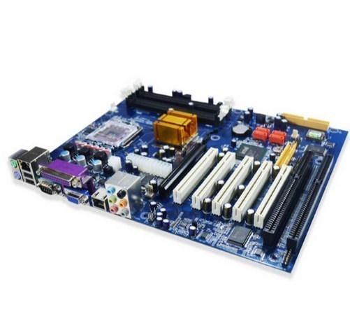 【送料無料・正規品】マザーボード インテル AIMB-769を交換 945 945GV lga775 スロットメインボード【領収書発行可】_画像2