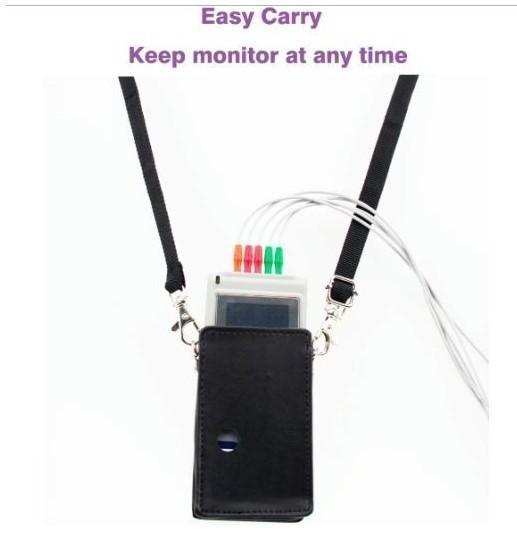【新品】CONTEC TLC9803 3チャンネル ホルター心電図 モニター ECG / EKG ホルターモニターシステム_画像4