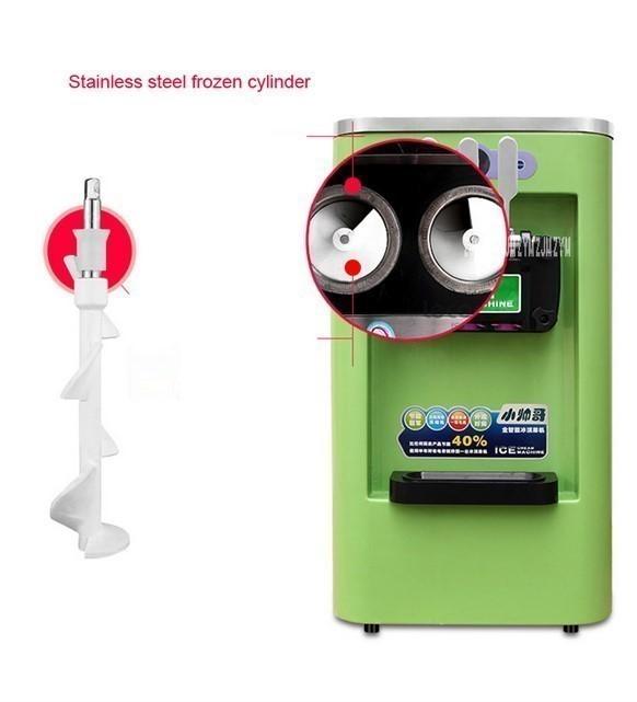 アイスクリームメーカー 業務用 3種類の味 商業用 ソフトアイスクリームマシン 13-16L/h 800W 複数台納入可能 領収書発行可 飲食店法人_画像9