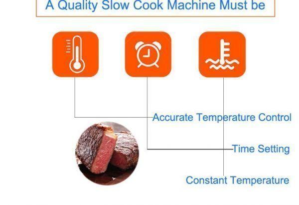 【送料無料・Yahoo認定店】低温真空 クックピュア ゆで機 ステーキ 炊飯器 真空食品加工機【領収書発行可】_画像6