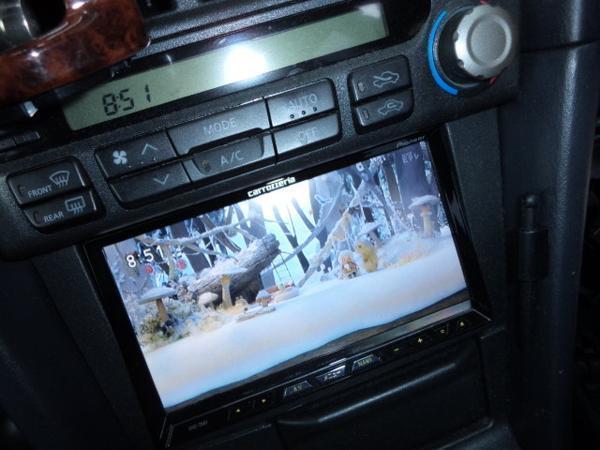 ★■carrozzeria★4×4地デジ搭載★DVDビデオ対応★AVIC-ZH07★_画像7