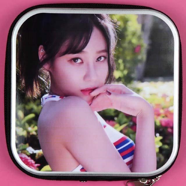 AOA エイオーエイ ユナ CDケース DVDケース_画像3