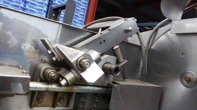 ■日立工機株式会社 ミートスライサー LSM33FH2 三相200V 50/60Hz 業務用 処理能力438kg/時 床置き型スライサーNo2_画像3