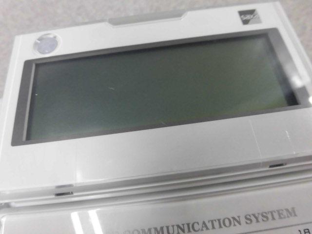 Ω・保証有 ZF1★17155★TD710(W) SAXA サクサ PLATIA プラティア 多機能電話機 領収書発行可能 仰天価格 同梱可 中古ビジネスホン 17年製_画像4