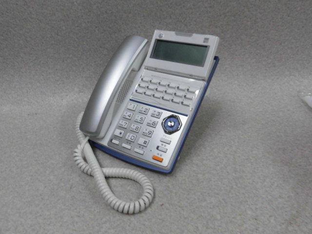 Ω・保証有 ZF1★17155★TD710(W) SAXA サクサ PLATIA プラティア 多機能電話機 領収書発行可能 仰天価格 同梱可 中古ビジネスホン 17年製_画像1