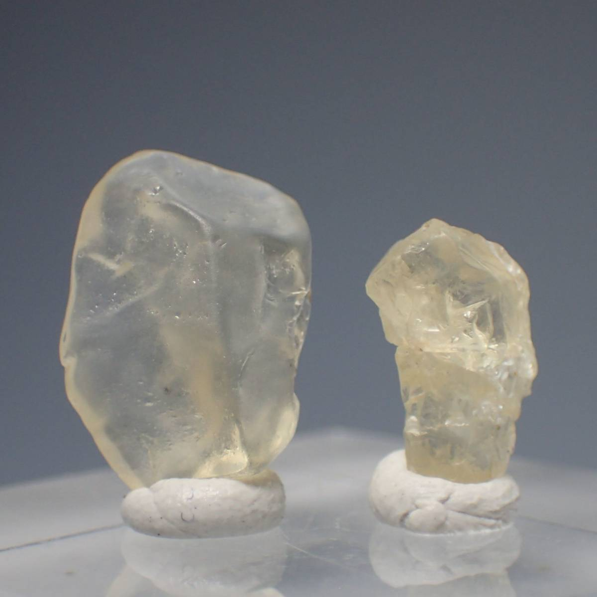 アメリカ合衆国 ユタ州 サンストーンノール産 サンストーン 計6.80ct 天然石 鉱物標本 長石 ラブラドライト パワーストーン_画像1