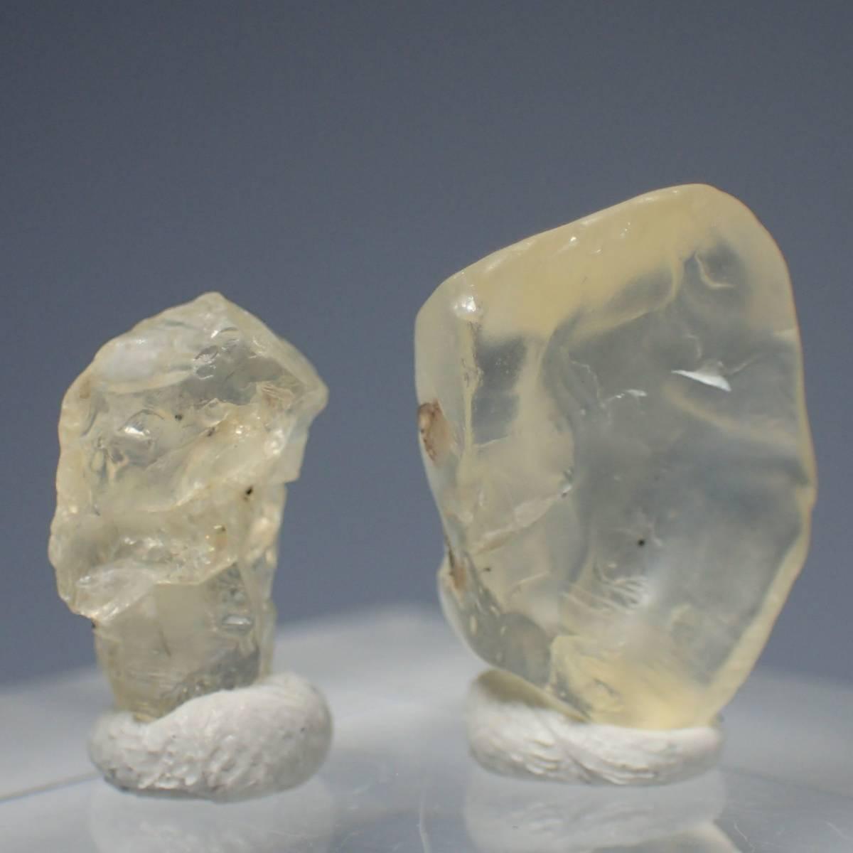 アメリカ合衆国 ユタ州 サンストーンノール産 サンストーン 計6.80ct 天然石 鉱物標本 長石 ラブラドライト パワーストーン_画像2
